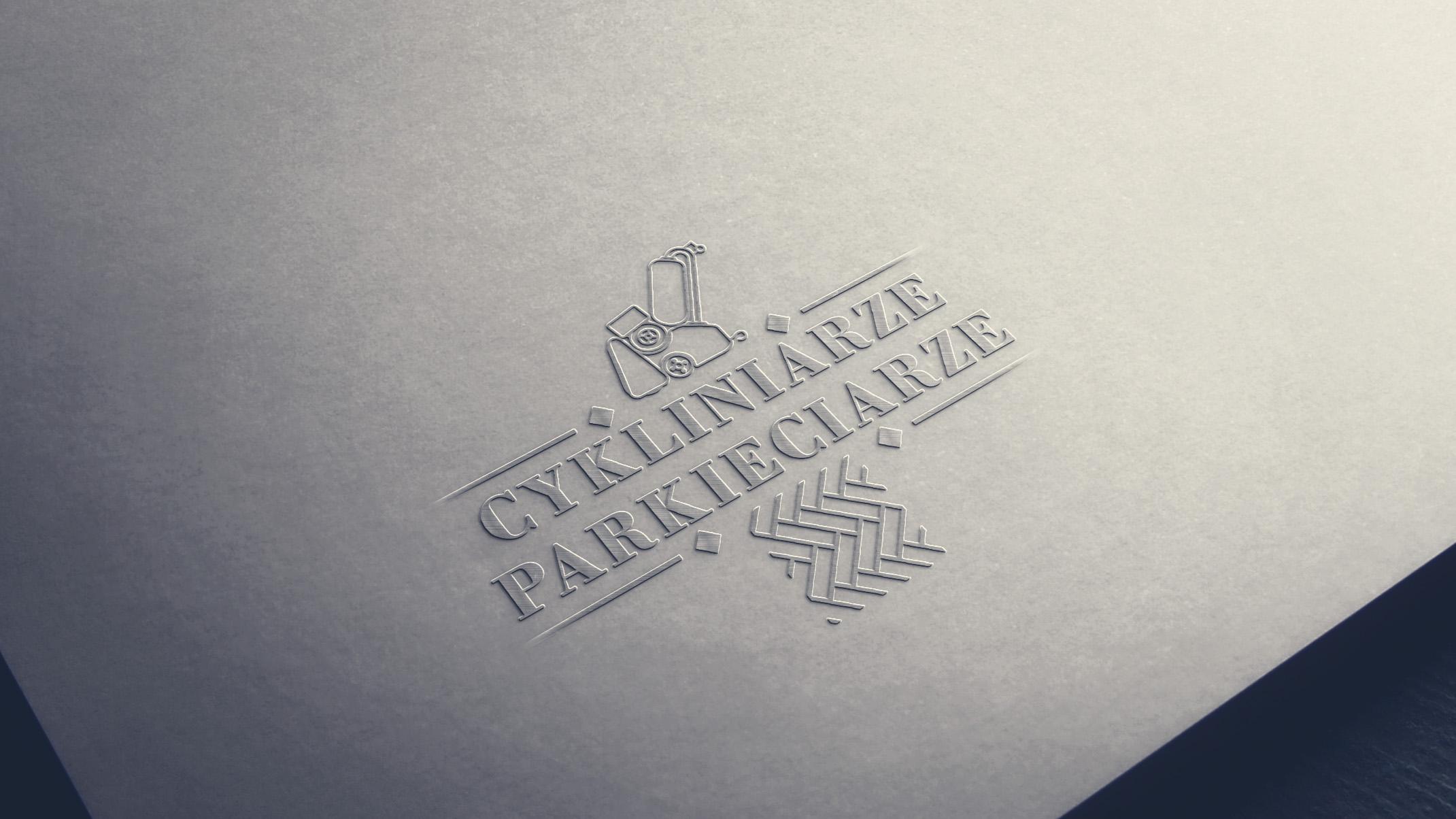 """Projekt grafiki """"Cykliniarze i parkieciarze"""""""
