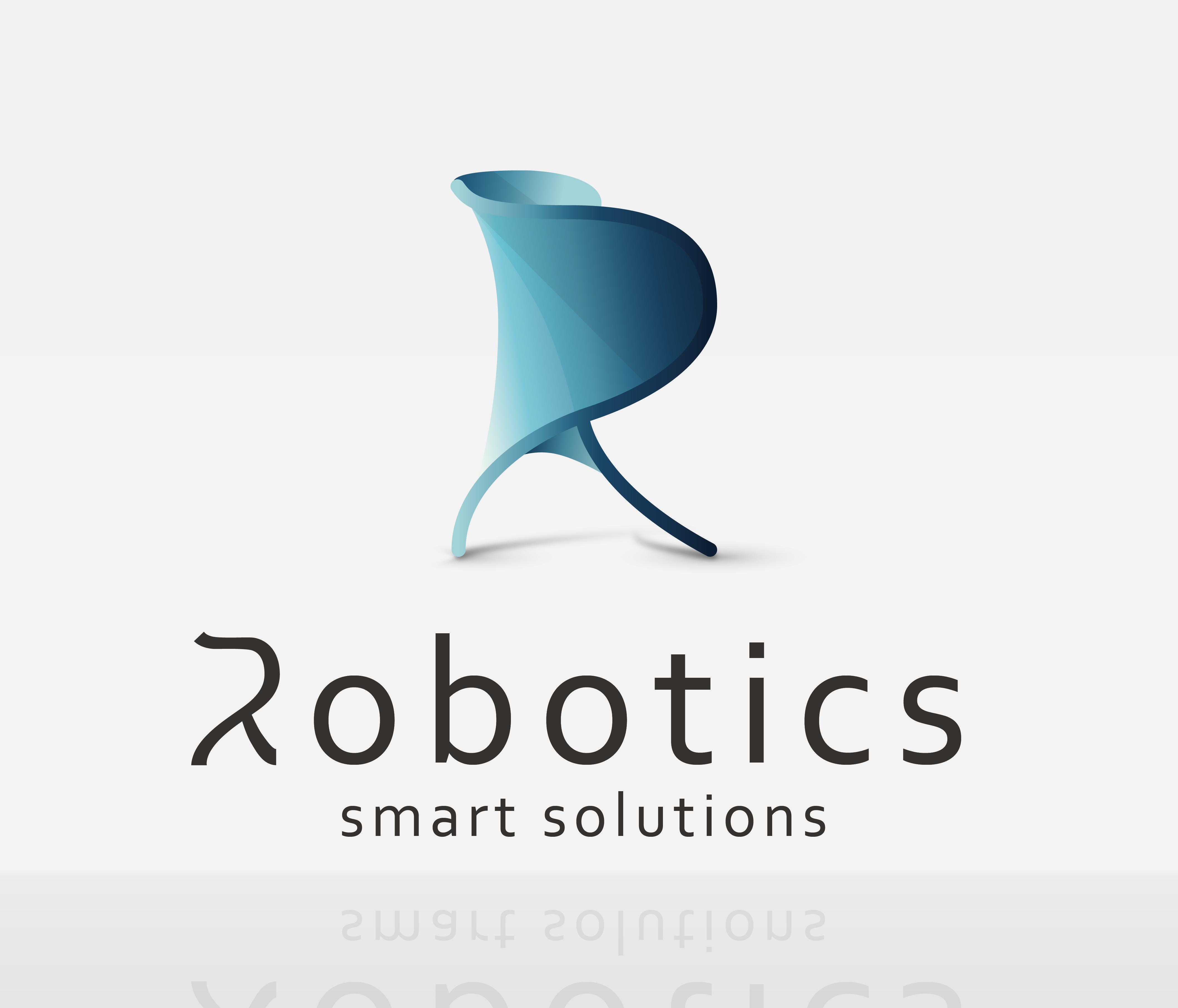 logo robotics smart solutions technologia robotyzacja