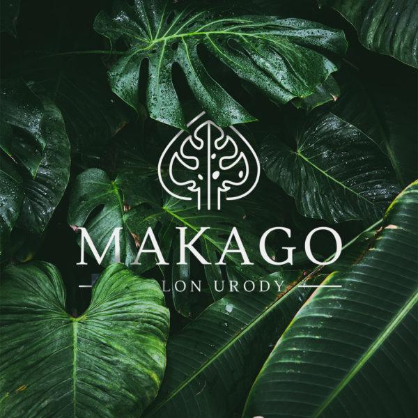 Projekt logo Makago