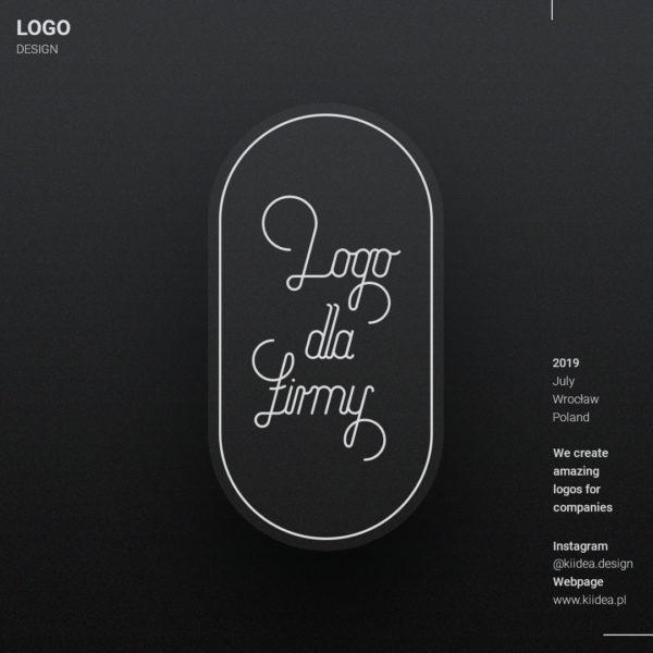 """Projekt logo """"Logo dla Firmy"""""""