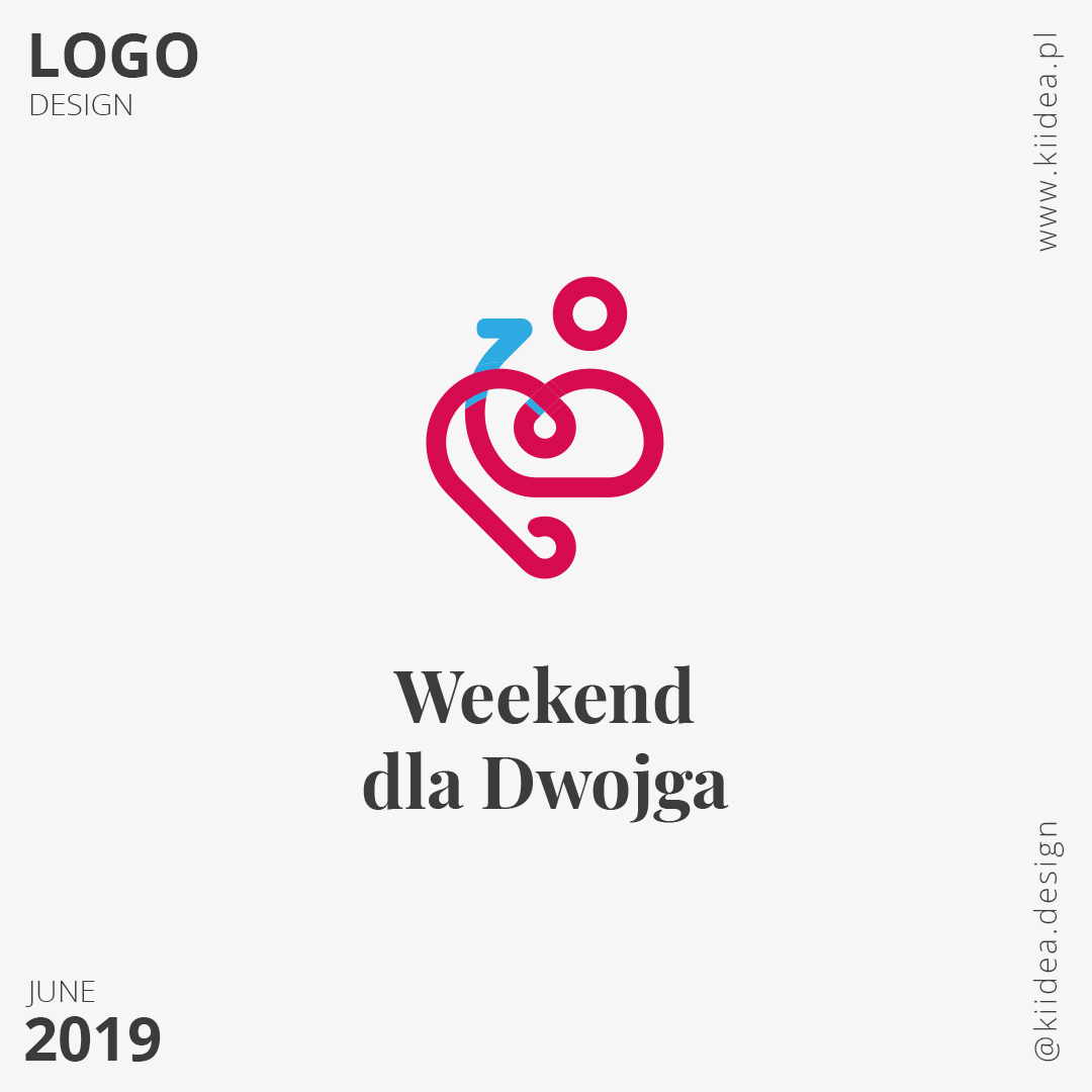 Logo Weekend for Two