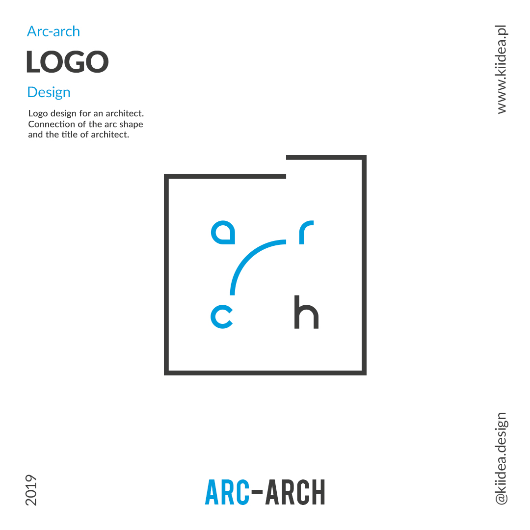 Projekt logo ARC-ARCH
